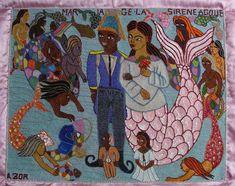 """Mariage de la Sirene"" by Roudy Azor"