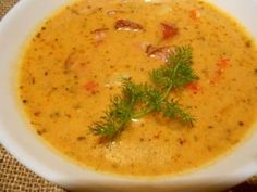 Zupa cygańska Polish Recipes, Polish Food, Thai Red Curry, Grilling, Ethnic Recipes, Polish Food Recipes, Crickets