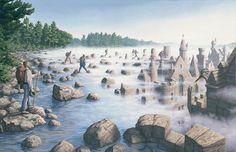 Robert Gonsalves - Stepping Stones