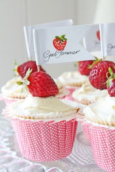 ♔ Cupcake Inspiration