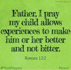 Peaceful Mom Prayers Peaceful Mom Prayers – Experience