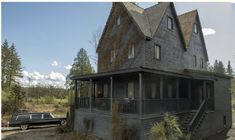 the chilling adventures of sabrina house - Google Search