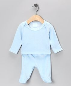 Take a look at this Blue Winged Velour Top & Footie Pants - Infant by Mud Pie Kids on today! Velour Tops, Mud Pie, Baby Outfits Newborn, Toddler Girl, Infant, Essentials, Rompers, Fall, Kids