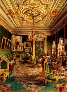Миша (Relordet): The Stroganov Palace