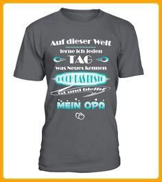 Auf dieser Welt Mein Opa - Shirts für großeltern (*Partner-Link)