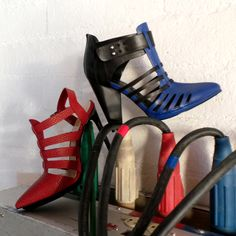 I totally have too many shoes... said no woman ever #ShoeCult