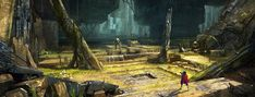 Concept artist and production designer Jesse van Dijk has posted some of the environment concepts he created for Destiny. Jesse is currently a lead concept artist atBungie. Link: jessevandijkart.c...