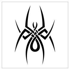 Norse Spider Tattoo | Norse Design | Pinterest | Spider Tattoo ...