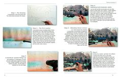 Watercolour Masterclass Page Gallery