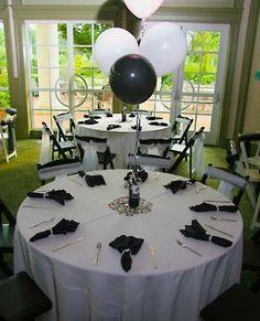 wedding-centerpieces-ballons-black-white.jpg (360×444)
