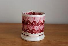 Doily 0.5 Pint Mug (2006 SAMPLE)
