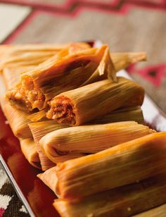FELIZ NAVIDAD - New Mexico style - Tamales at Christmas - another yummy tradition