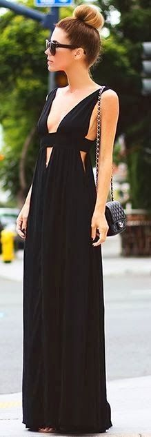 SREET STYLE EN NEGRO PARA ESTE VERANO 2015 Hola Chicas!!! Un vestido o falda negra siempre sera indispensable en tu armario, el color negro, además de ser un básico, posee una personalidad elegante, por lo cual siempre será un acierto. Presente en atuendos monocromáticos, sombreros, pequeños detalles o incluso maquillaje, el color negro ha formado parte de un aliado listo para toda ocasión ya que el negro logra sacarte de un apuro o darle versatilidad a tu atuendo. Te tengo una galería de…