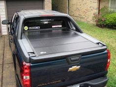 BAKFlip F1 Easy Folding Bed Cover for Chevy Avalanches