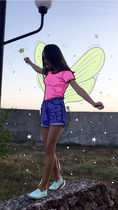 Fairy Illustration #photoillustration #fairy #girl