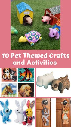 Use this theme as an opportunity to teach Social Emotional Learning (SEL) by exploring emotions through pets. Your group can also get to know each other more by sharing details about their favorite furry friends.