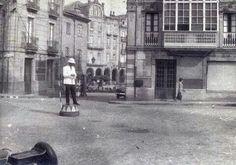 Praza da Peregrina. Pontevedra