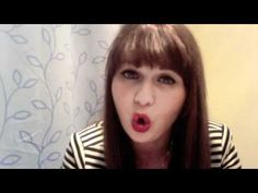"""Alexandra MacKinnon covering Christina Aguilera's """"Bound to You""""  Lovely voice, great cover!"""