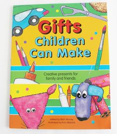 Gifts Children Can Make Creative Presents for by ThirdHandShoppe
