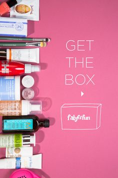 Tired of paying for tiny sample sizes? Get full-size, premium beauty, fashion, and wellness items delivered to your doorstep from #FabFitFun! Our editor hand selects only the best items for you to try and sends them out each season.