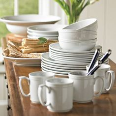 Eventually, all of our Denby Harlequin pieces will be replaced with this.
