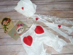 Looking for a Sweet Valentines Set? Newborn Photo Prop