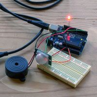 arduino #genuino #synth temperature and #neopixel led #catania by ...