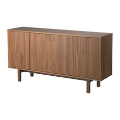 STOCKHOLM Sideboard - walnut veneer  - IKEA - love this. I think it's coming to the US in August