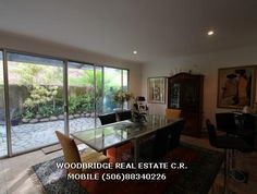 Escazu furnished home sale, Costa Rica Escazu MLS homes for sale
