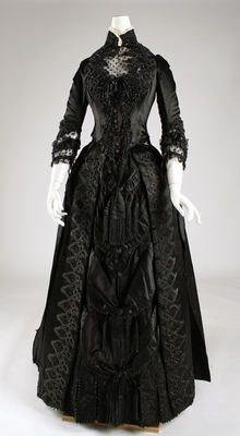 Dress (Front)  1887