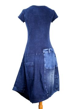 Pretty Outfits, Cool Outfits, Casual Outfits, Denim Crop Top, Denim Ideas, Denim Crafts, Altered Couture, Recycled Denim, Denim Outfit
