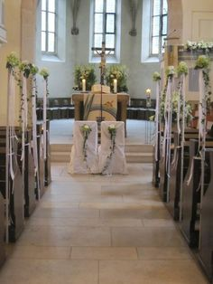 pews - All About Women Wedding Pew Decorations, Wedding Pews, Church Wedding, Wedding Flowers, Pew Markers, Church Flowers, Bouquet, Photography, Bridal