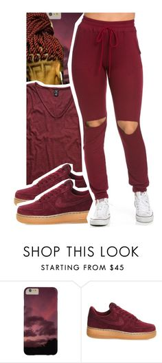 """†††"" by trxp-trxll ❤ liked on Polyvore featuring NIKE"