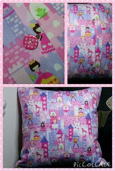 Princess cushion order