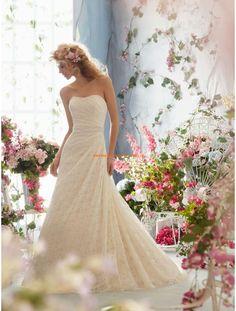 Mori Lee Voyage Süße Liebste Brautkleider aus Spitze