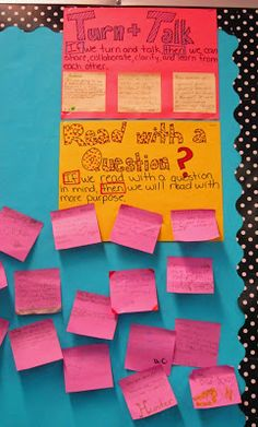 Runde's Room (blog): Reading comprehension strategies (I love anything from Jen Runde!)