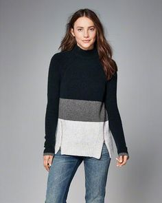 ANF Turtleneck Sweater