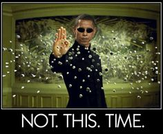 Obama says....