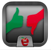 App Name- Pick Me I would use this app to have students do many different things during class. I could use it to call students to the board to do a math problem. It is nice because it keeps children on their toes and paying attention because they never know who will be called.