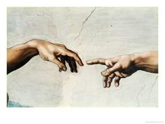 Giclee Print: Art Resources Images Poster by Michelangelo Buonarroti : 24x18in
