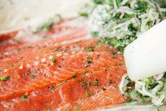 homemade salmon lox recipe   use real butter