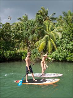 Blueline Stand Up Paddle Surf offers equipment, clothes and gear from the famous brand.