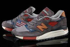 New Balance 998 (Distinct Mid-Century Modern) Footwear at Premier