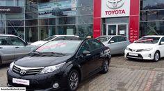 Firma, vand Toyota  Avensis   2013  (Second hand); Benzina; Euro 5 -   inmatriculata pe Romania - martie 2013 - Ilfov, Telefon 0745516680, Pret 16400 EUR