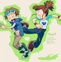 This is what happens when you piss of the Digimon Queen