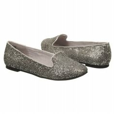 Unlisted Guide Book Shoes (Pewter Glitter) - Women's Shoes - 7.0 M