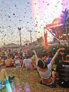Let there be music festivals