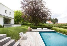 Villa DM_Arc by 't Huis Van Oordeghem