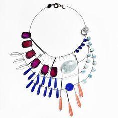 Lora Nikolova, necklace