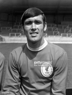 Sport Football Anfield England 1968 Photocall Liverpool FC's Tony Hateley